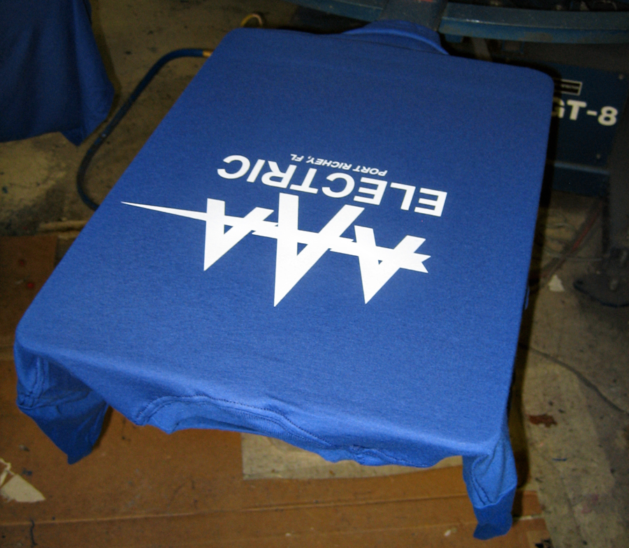 Custom Screen Printed Shirts